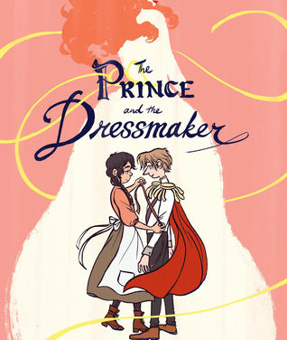 Blog Tour Stop: The Prince and the Dressmaker by Jen Wang